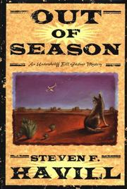 OUT OF SEASON by Steven Havill