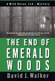 Book Cover for THE END OF EMERALD WOODS