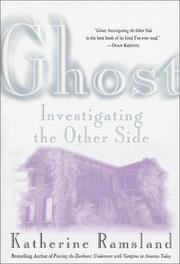 GHOST by Katherine Ramsland
