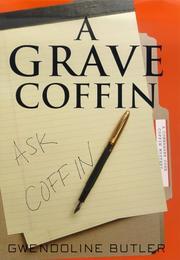 A GRAVE COFFIN by Gwendoline Butler
