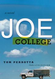Book Cover for JOE COLLEGE