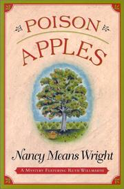 POISON APPLES by Nancy Means Wright