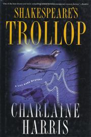 SHAKESPEARE'S TROLLOP by Charlaine Harris