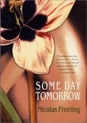 SOME DAY TOMORROW by Nicolas Freeling