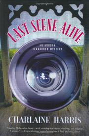 Book Cover for LAST SCENE ALIVE