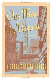 OUR MAN IN VIENNA by Richard Timothy Conroy