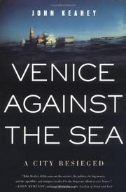 VENICE AGAINST THE SEA by John Keahey