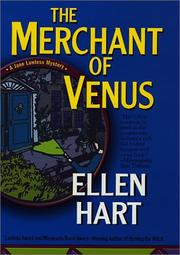 THE MERCHANT OF VENUS by Ellen Hart