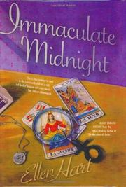 IMMACULATE MIDNIGHT by Ellen Hart