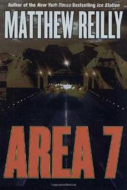 Cover art for AREA 7