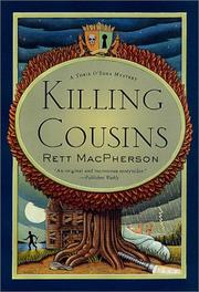 KILLING COUSINS by Rett MacPherson