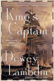 KING'S CAPTAIN by Dewey Lambdin