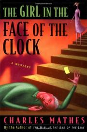 THE GIRL IN THE FACE OF THE CLOCK by Charles Mathes