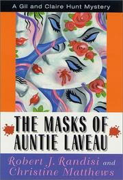Book Cover for THE MASKS OF AUNTIE LAVEAU