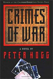 CRIMES OF WAR by Peter Hogg