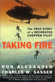 TAKING FIRE by Ron Alexander