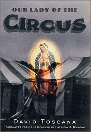 OUR LADY OF THE CIRCUS by David Toscana
