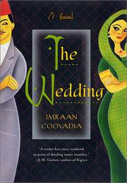 THE WEDDING by Imraan Coovadia