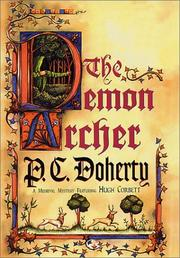 THE DEMON ARCHER by Paul Doherty