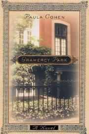 GRAMERCY PARK by Paula Cohen