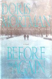 BEFORE AND AGAIN by Doris Mortman