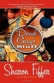 DEAD GUY'S STUFF by Sharon Fiffer