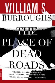 Cover art for THE PLACE OF DEAD ROADS