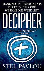 DECIPHER by Stel Pavlou