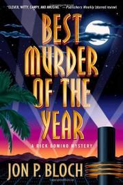 BEST MURDER OF THE YEAR by Jon P. Bloch