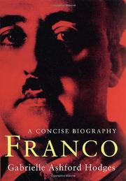 FRANCO by Gabrielle Ashford Hodges