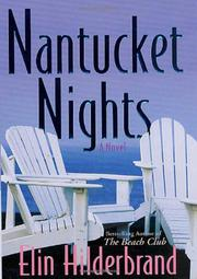 Cover art for NANTUCKET NIGHTS