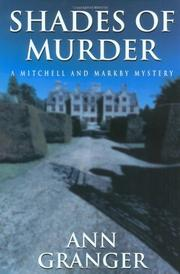 Cover art for SHADES OF MURDER