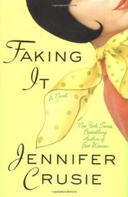 Cover art for FAKING IT