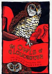 THE OWLS OF GLOUCESTER by Edward Marston