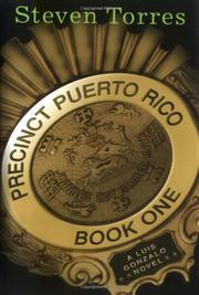 PRECINCT PUERTO RICO by Steven Torres
