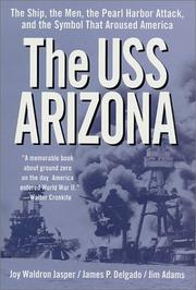 THE USS ARIZONA by Joy Waldron Jasper