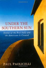 UNDER THE SOUTHERN SUN by Paul Paolicelli