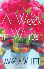 Cover art for A WEEK IN WINTER