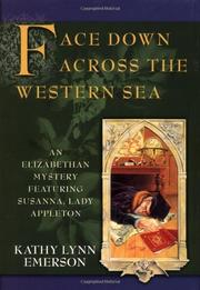 Book Cover for FACE DOWN ACROSS THE WESTERN SEA