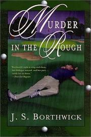 MURDER IN THE ROUGH by J.S. Borthwick