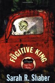 Cover art for THE FUGITIVE KING