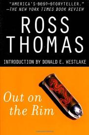OUT ON THE RIM by Ross Thomas