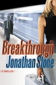 BREAKTHROUGH by Jonathan Stone