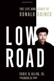 LOW ROAD by Eddie B. Allen