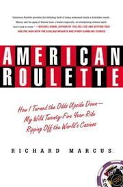 AMERICAN ROULETTE by Richard Marcus
