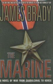 Cover art for THE MARINE