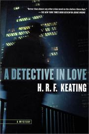 Cover art for A DETECTIVE IN LOVE