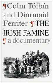 THE IRISH FAMINE by Colm Tóibín