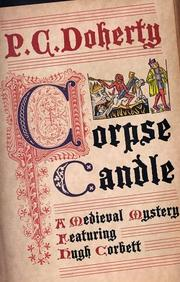 CORPSE CANDLE by P.C. Doherty