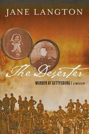 THE DESERTER by Jane Langton